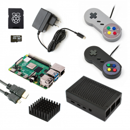 SNES Raspberry Pi 4B/2GB sada