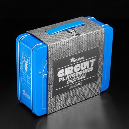 Adafruit Circuit Playground Express Advanced Pack, velká sada pro bastlení všeho druhu