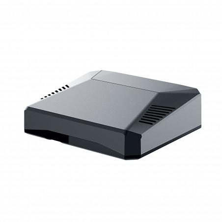 Argon ONE Case s větráčkem a vypínačem pro Raspberry Pi 4B, hliník