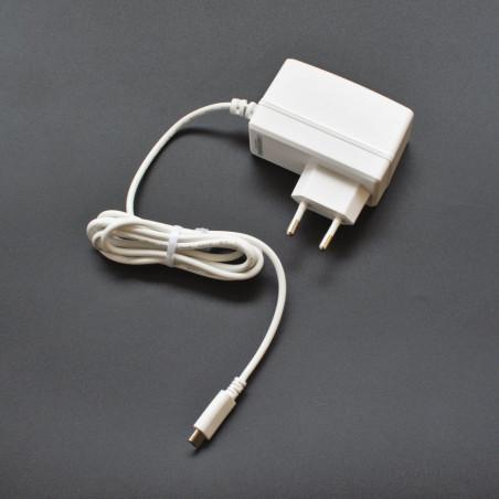 Zonepi USB-C 5,25V⎓4A napájecí zdroj, EU, bílá