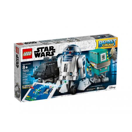 LEGO Star Wars BOOST Velitel droidů, 75253