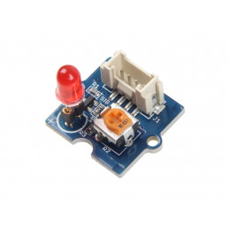 Grove - Červená LED