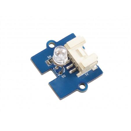Grove - Vícebarevná flash LED (5mm)