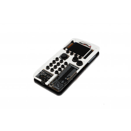 MAKERphone Ringo, DIY mobilní telefon, bílý