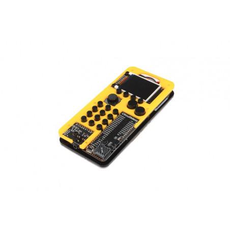 MAKERphone Ringo, DIY mobilní telefon, žlutý