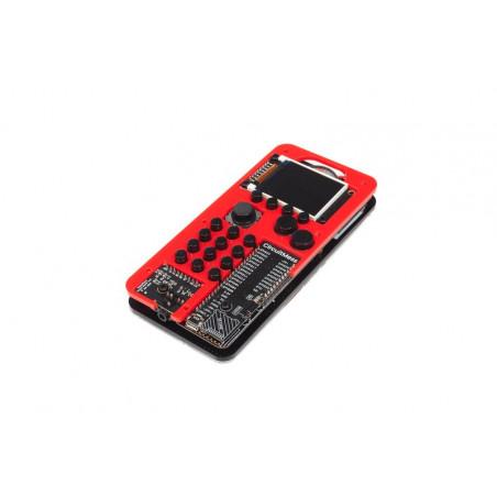 MAKERphone Ringo, DIY mobilní telefon, červený