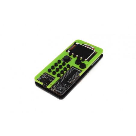 MAKERphone Ringo, DIY mobilní telefon, zelený