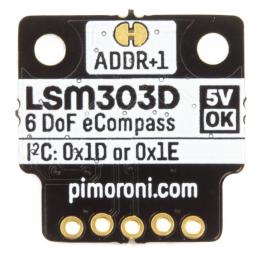 Pimoroni LSM303D 6DoF...