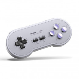 8BitDo SN30 Bluetooth Gamepad