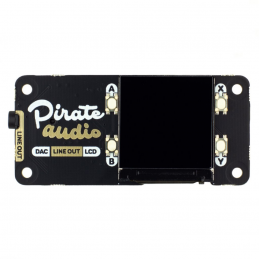 Pimoroni Pirate Audio:...