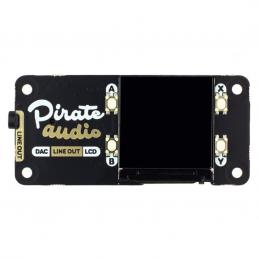 Pimoroni Pirate Audio:...