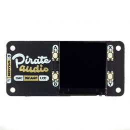 Pimoroni Pirate Audio: 3W...