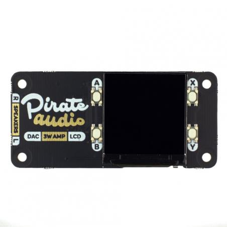 Pimoroni Pirate Audio: 3W Stereo Amp pro Raspberry Pi