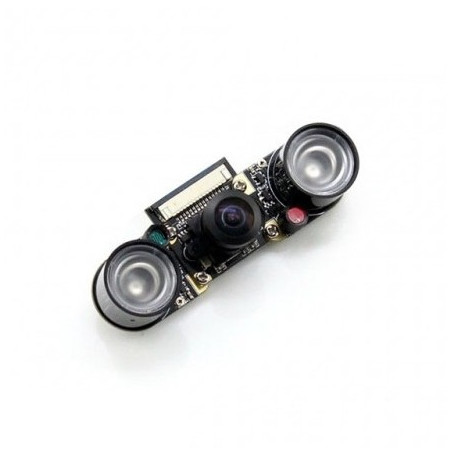 Rozbalená Waveshare RPi kamera (H)