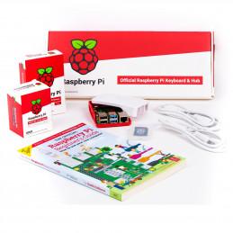 Rozbalený Raspberry Pi...