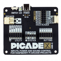 Pimoroni Picade X HAT USB-C