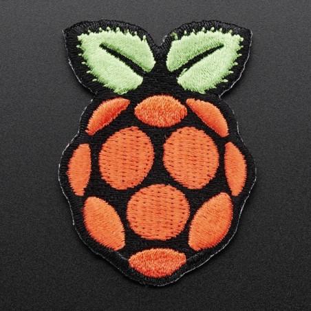Raspberry Pi nažehlovací nášivka