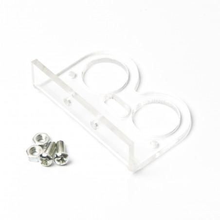 Akrylový držák pro HC-SR04