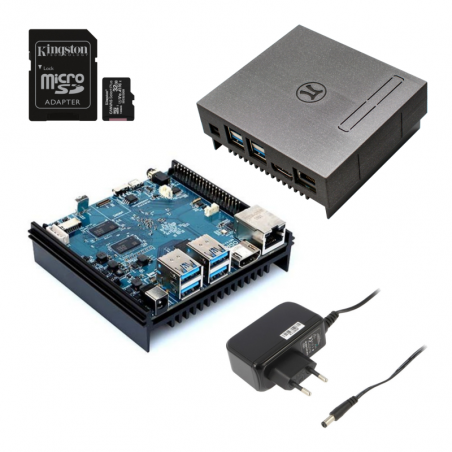 Zonepi ODROID-N2 4GB CoreELEC Edition