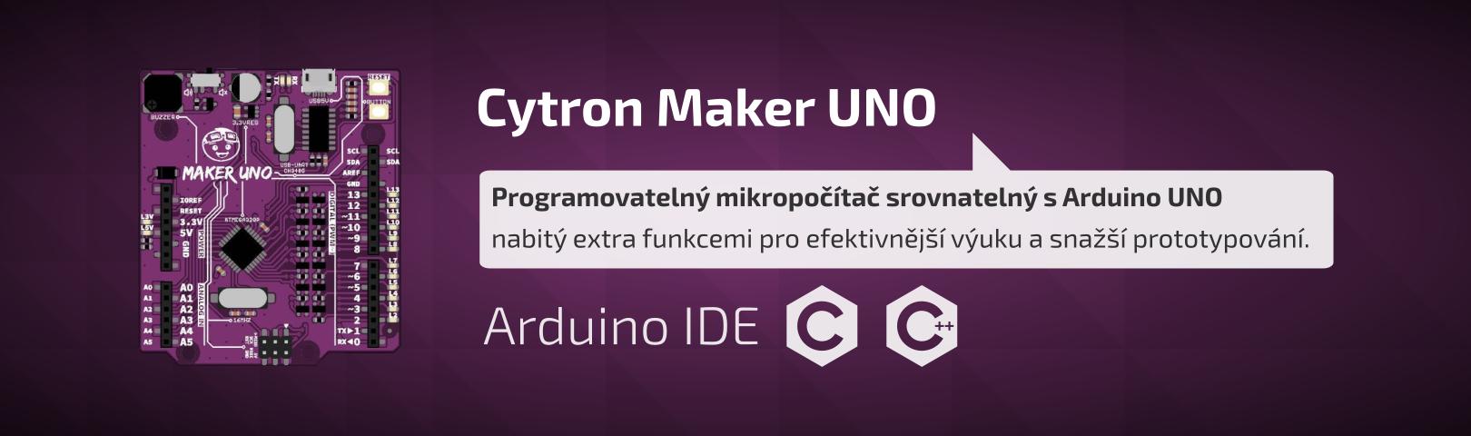 Cytron Maker Uno